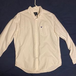American eagle mens dress shirt